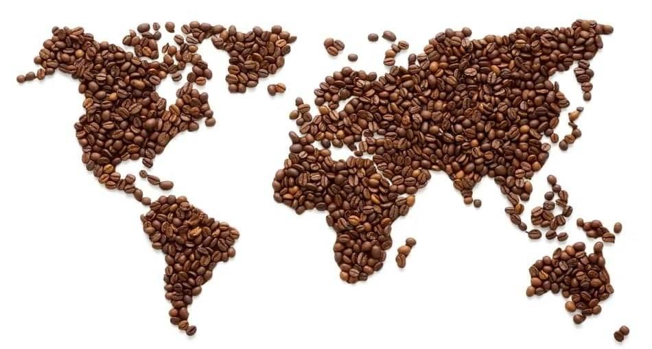 خرید قهوه در جهان