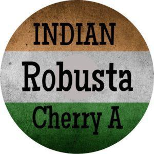 قهوه روبوستا چری هند
