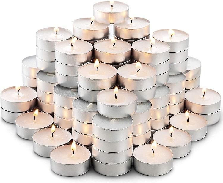 شمع وارمر