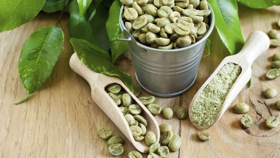 دانه سبز قهوه عربیکا کلمبیا