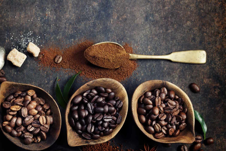 رست قهوه عربیکا کلمبیا