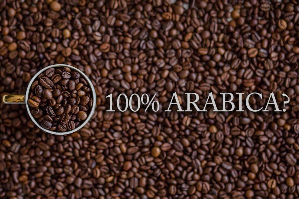 قهوه عربیکا
