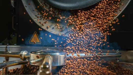 رست کردن قهوه عربیکا نیکاراگوئه