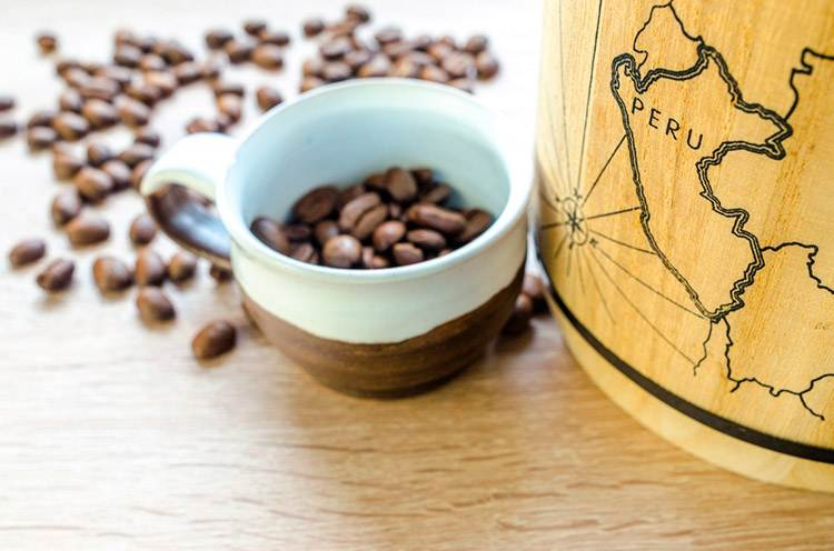 قهوه عربیکا پرو