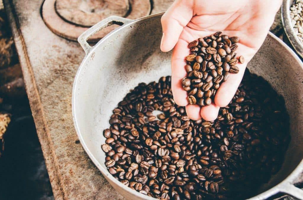 رست قهوه عربیکا گواتمالا