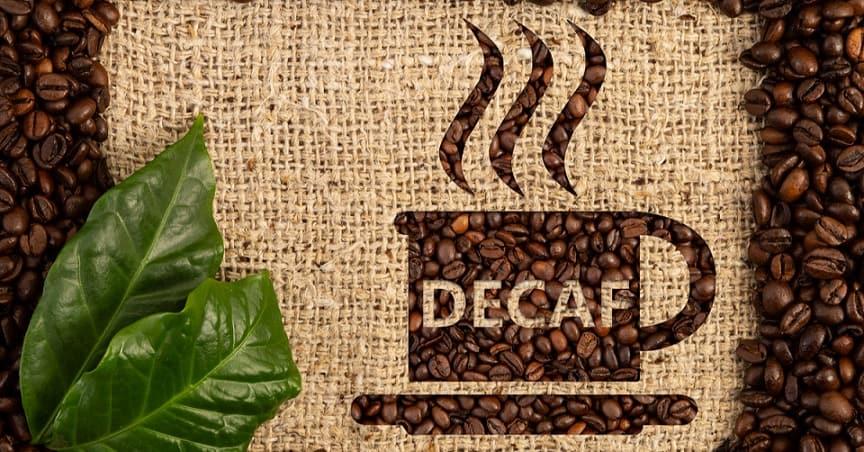 کافئین زدایی قهوه